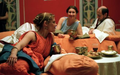 Meals of the day in Ancient Rome