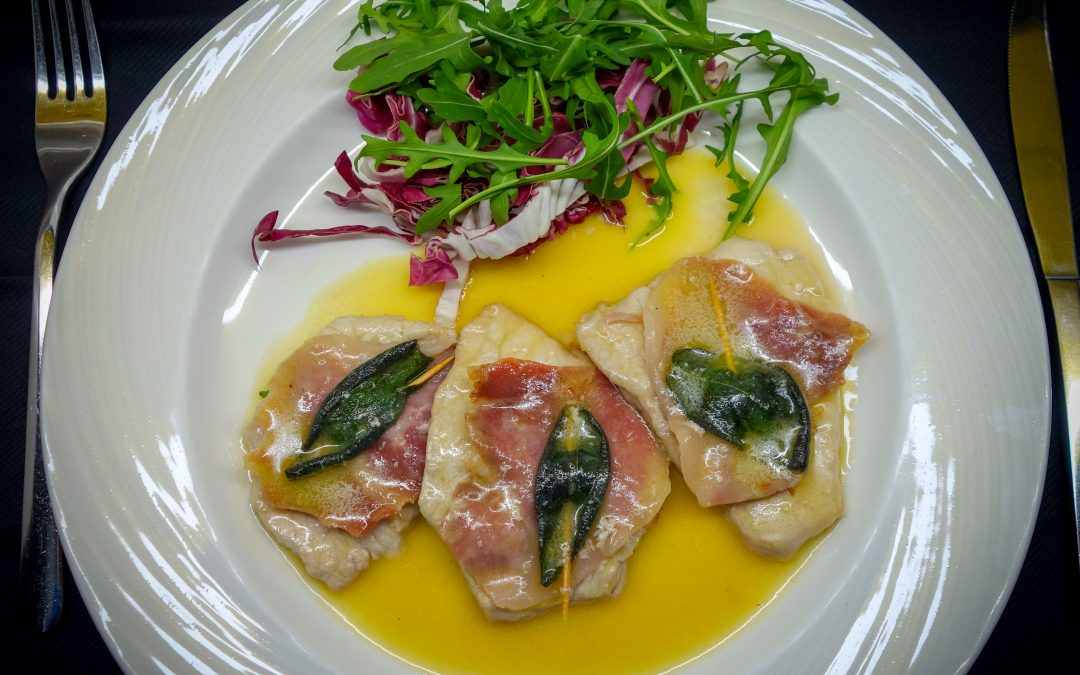 How to prepare Saltimbocca alla Romana